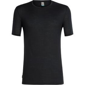 Icebreaker Elmnts t-shirt Heren zwart